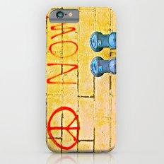 Peace Now! Slim Case iPhone 6s