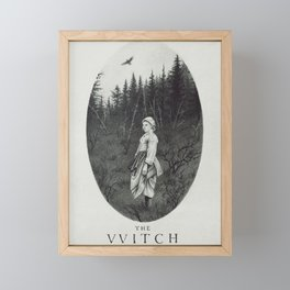 The Witch (Movie) Framed Mini Art Print
