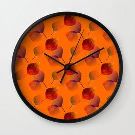 Autumns Splendor Wall Clock