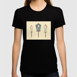 Birdy Birdhouse T-shirt