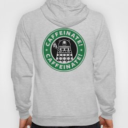 Dalek Caffeinate Hoody
