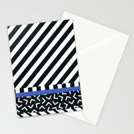 Memphis pattern 89 Stationery Cards