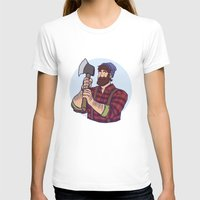 jack daniels T-shirts featuring Jack by Kasia Wo