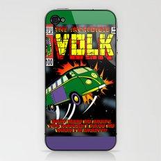 The Incredible Volk iPhone & iPod Skin