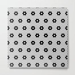 Honeycomb Heaven Metal Print