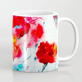 RED  #society6 #decor #buyart Coffee Mug
