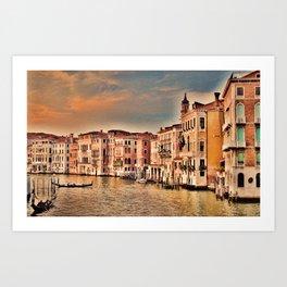 Grand Canal of Venice Kunstdrucke