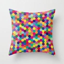 Geometric Pattern #3 Throw Pillow