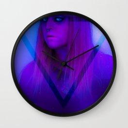 Cutthroat Lollipop Wall Clock