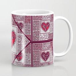 Big hearted Love (red) Coffee Mug