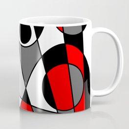 Abstract #73 Coffee Mug