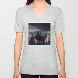 Isle of the Dead Unisex V-Neck