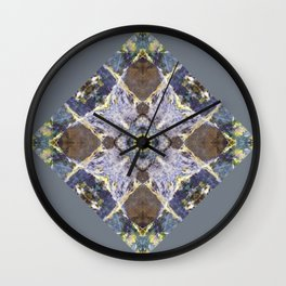 Cut Stump Reflection 7 Wall Clock
