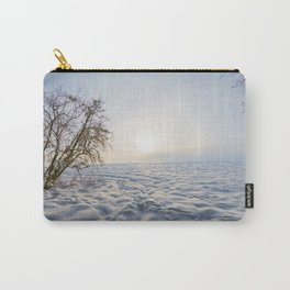 winter meadow Carry-All Pouch