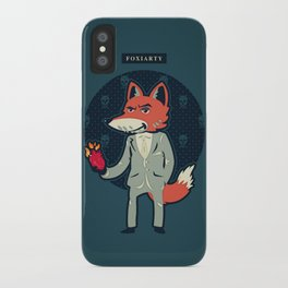 Foxiarty iPhone Case