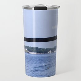View From the Fort Travel Mug