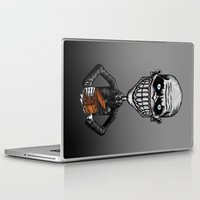 buffy Laptop & iPad Skins featuring Buffy - The Gentlemen (Lone Gent) by BovaArt