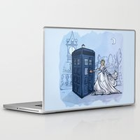 kindle Laptop & iPad Skins featuring Come Away with Me by Karen Hallion Illustrations