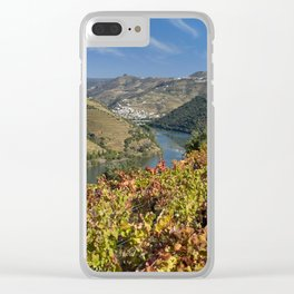 Autumn vines, Pinhao Clear iPhone Case