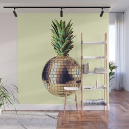 ananas party (pineapple) Wall Mural