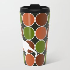 Playful Cat  Travel Mug
