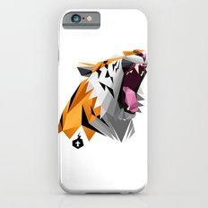 TML polygon tiger ROAR!!! Slim Case iPhone 6s