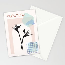 // Royal Gardens 01 Stationery Cards