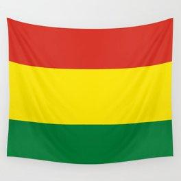Flag: Bolivia Wall Tapestry