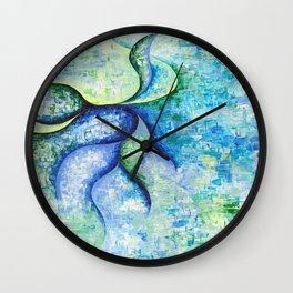 Radici Wall Clock