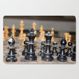 Chess Cutting Board