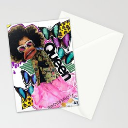 Flowerbomb Queen Stationery Cards