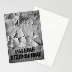 Paint Deterioration Stationery Cards