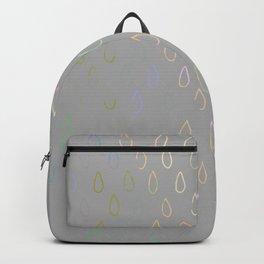 Magic raindrops 3 Backpack