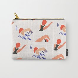 Olympics Swimming Sports Carry-All Pouch