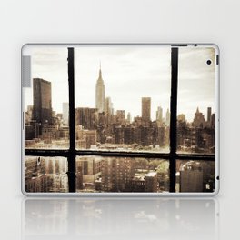 i love NY vintage Laptop & iPad Skin