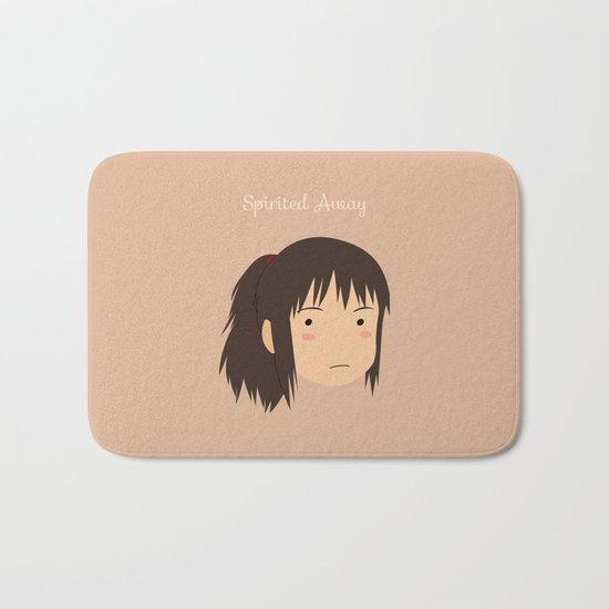 Spirited Away Chihiro Bath Mat