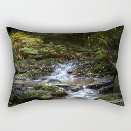 Reality lost Rectangular Pillow
