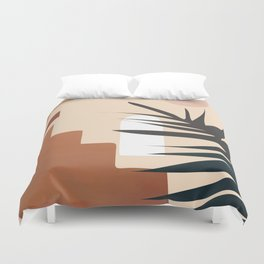 Abstract Elements 19 Duvet Cover