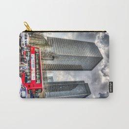 A Stroll Through London Carry-All Pouch