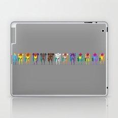 Team Samus Laptop & iPad Skin