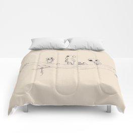 Tree Spirits Comforters