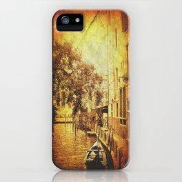 Romantic ride iPhone Case