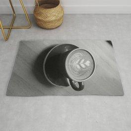Cappuccino Heart Rug