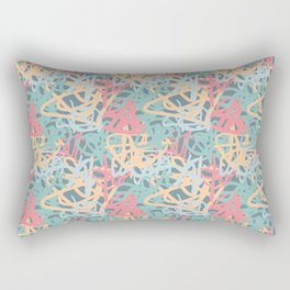 mishmash Rectangular Pillow