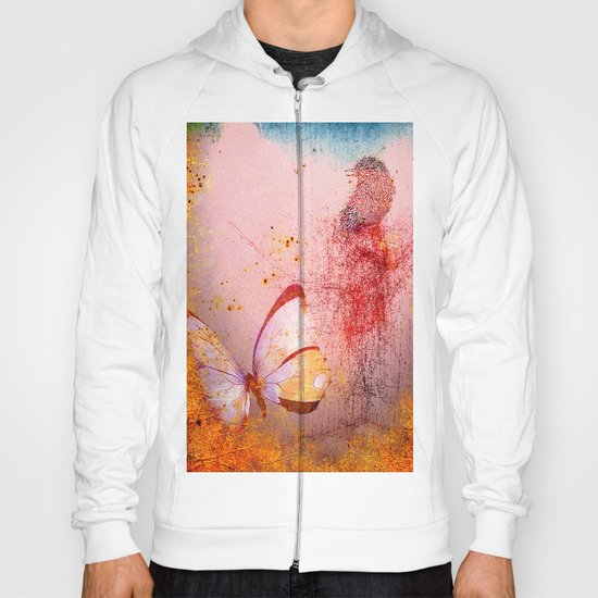 The garden of the first day Hoody
