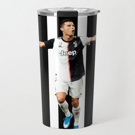 football star Travel Mug