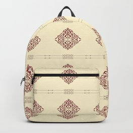 Chic Classique (tuscan red) Backpack