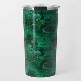 malachite Travel Mug