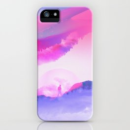 STAIRWAY TO iPhone Case