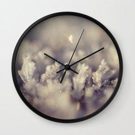 Shards Wall Clock